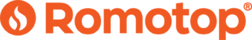Logo de Romotop